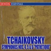 Tchaikovsky: Symphonies Nos. 4 - 6 by Various Artists