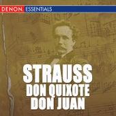 Richard Strauss: Don Quixote - Don Juan by Various Artists