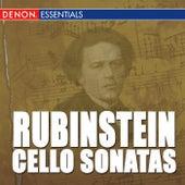 Rubinstein: Cello Sonata Nos. 1 & 2 by Grigori Feygin