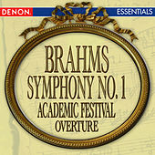 Brahms: Symphony No. 1 - Academic Festival Overture by Various Artists
