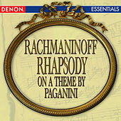 Rachmaninoff: Rhapsody on a Theme by Paganini by Moscow RTV Symphony Orchestra