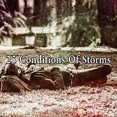 25 Conditions Of Storms by Thunderstorm