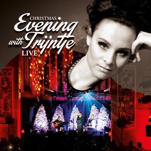 """Trijntje Oosterhuis: """"Christmas Evening With Trijntje (Live)"""""""