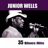 35 Blues Hits de Junior Wells