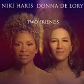 Two Friends by Niki Harris