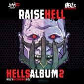Raise Hell Album #2 - EP de Various Artists