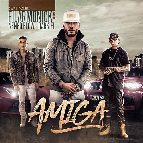 Amiga by Filarmonick