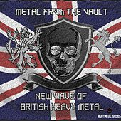 Metal From The Vault - New Wave Of British Heavy Metal by Various Artists