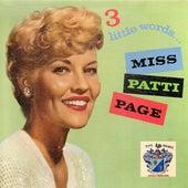 3 Little Words de Patti Page