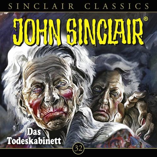 Classics, Folge 32: Das Todeskabinett von John Sinclair