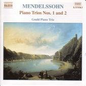 Piano Trios Nos. 1 and 2 von Felix Mendelssohn