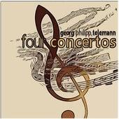 Telemann: Four Concertos by Various Artists