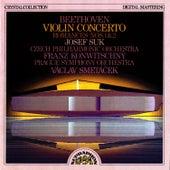 Beethoven: Violin Concerto, Romances Nos. 1&2 by Josef Suk