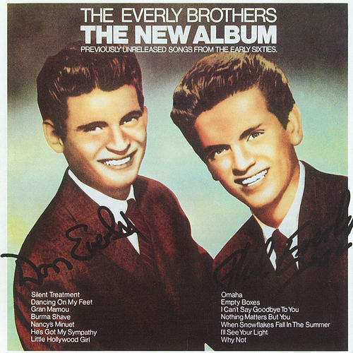 The New Album by The Everly Brothers