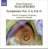 MALIPIERO, G.F.: Symphonies, Vol. 3 (Almeida) - Nos. 5, 6, 8, 11 by Antonio de Almeida