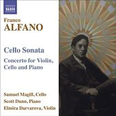 ALFANO, F.: Cello Sonata / Concerto for Violin, Cello and Piano (Magill, Dunn, Darvarova) von Scott Dunn
