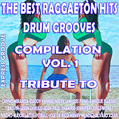The Best Raggaetòn Hits Grooves Compilation Vol. 1 Tribute To Luis Fonsi-Niky Jam-Chyno Miranda-J. BalvinEtc.. de Express Groove