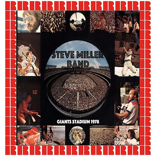 Live Giants Stadium, New Jersey, 1978 by Steve Miller Band