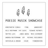 Poesie Musik Showcase by Various Artists