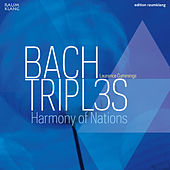 Bach Triples by Harmony of Nations and Laurence Cummings