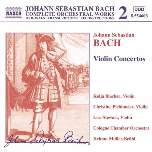 Violin Concertos (2000) by Johann Sebastian Bach