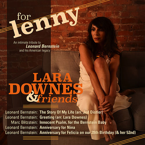 For Lenny, Episode 5: Story of My Life by Lara Downes