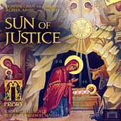 The Sun of Justice: Byzantine Chant for Christmas by Various Artists