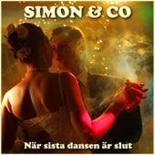 När sista dansen är slut by Simon