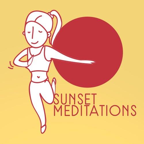 Sunset Meditations by Chakra's Dream
