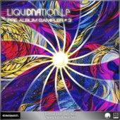 V/A LiquiDNAtion LP - Pre-Album Sampler # 3 by Various Artists