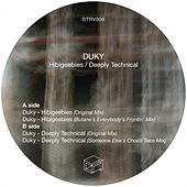 Hibigeebie//Deeply Technical von Duky