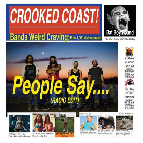 People Say (Radio Edit) von Crooked Coast