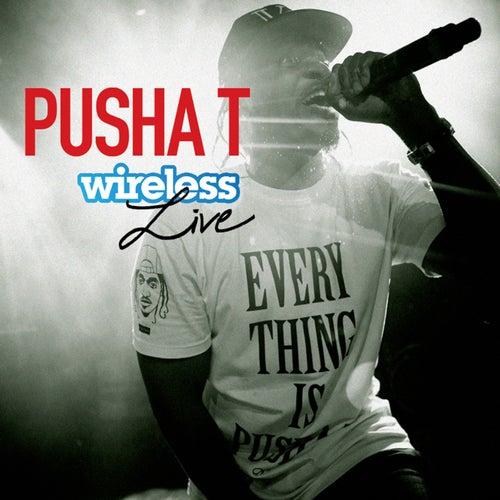 Wireless Live ! von Pusha T