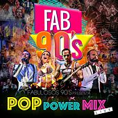 Pop Power Mix: More Than Words / Mmmbop / Black or White / Baby One More Time / Bye Bye Bye / Wannabe / Everybody / Man I Feel Like a Woman. (Live) de Fabulosos 90's