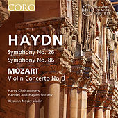 Haydn Symphonies Nos. 26 & 86 by Various Artists