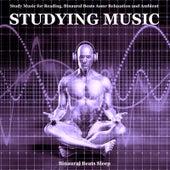 Study Music for Reading, Binaural Beats Asmr Relaxation and Ambient Studying Music de Binaural Beats Sleep