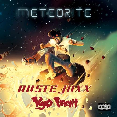 Meteorite von Ruste Juxx