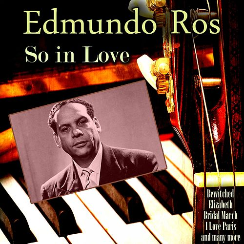 So in Love by Edmundo Ros
