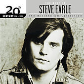 20th Century Masters: Millennium Collection by Steve Earle