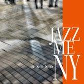 Jazz Me Ny by Akiko