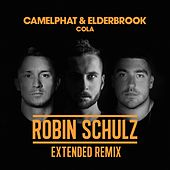 Cola ((Robin Schulz Extended Remix)) by CamelPhat & Elderbrook