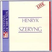 Henryk Szeryng by Henryk Szeryng