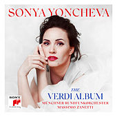 The Verdi Album by Sonya Yoncheva