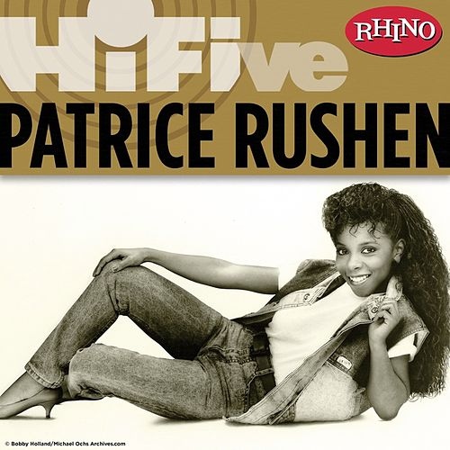 Rhino Hi-Five by Patrice Rushen