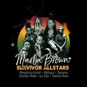 Survivor Allstars (feat. Aleighcia Scott, Kelissa, Tasonia, Dionne Reid, La Tifa & Nattali Rize) by Marla Brown