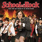 School Of Rock [Music From And Inspired By The Motion Picture] de Various Artists