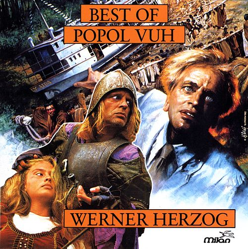 Best of Popol Vuh From The Films of Werner Herzog by Popol Vuh