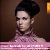 Vivaldi - Concerti per violoncello II : Vivaldi Edition de Christophe Coin