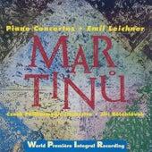 Martinu: Piano Concertos Nos 1-5, Concertino H. 269 by Emil Leichner