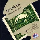 Dvorak : Slavonic Dances, Series Nos 1 & 2 by Czech Philharmonic Orchestra